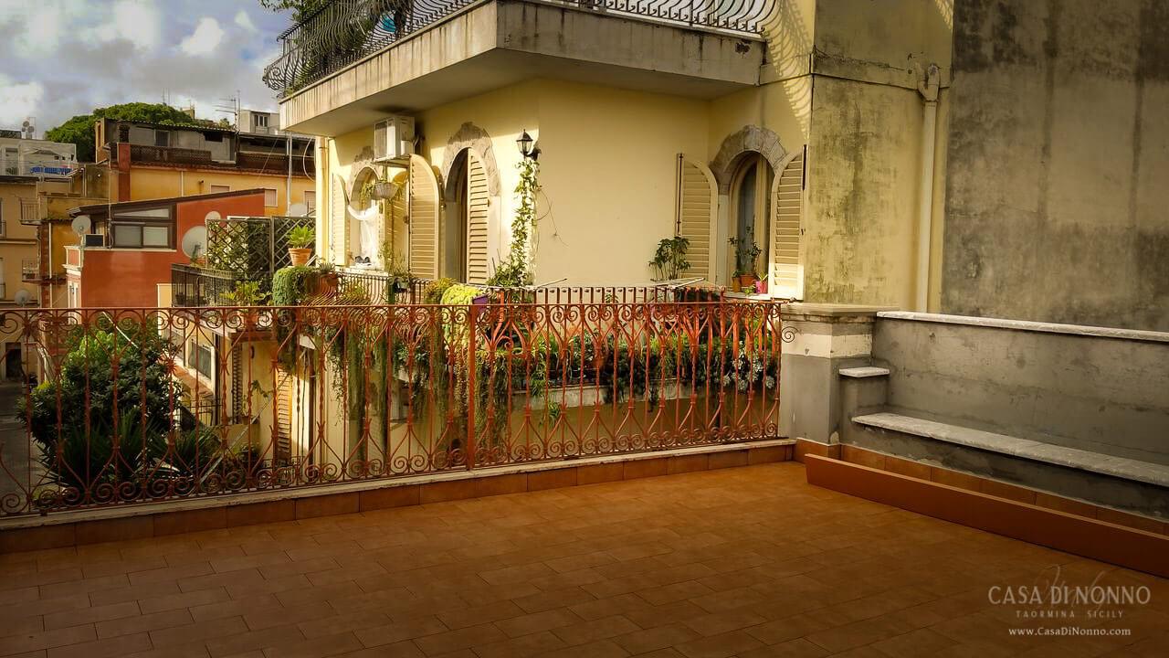 Casa di Nonno Taormina - Terrace
