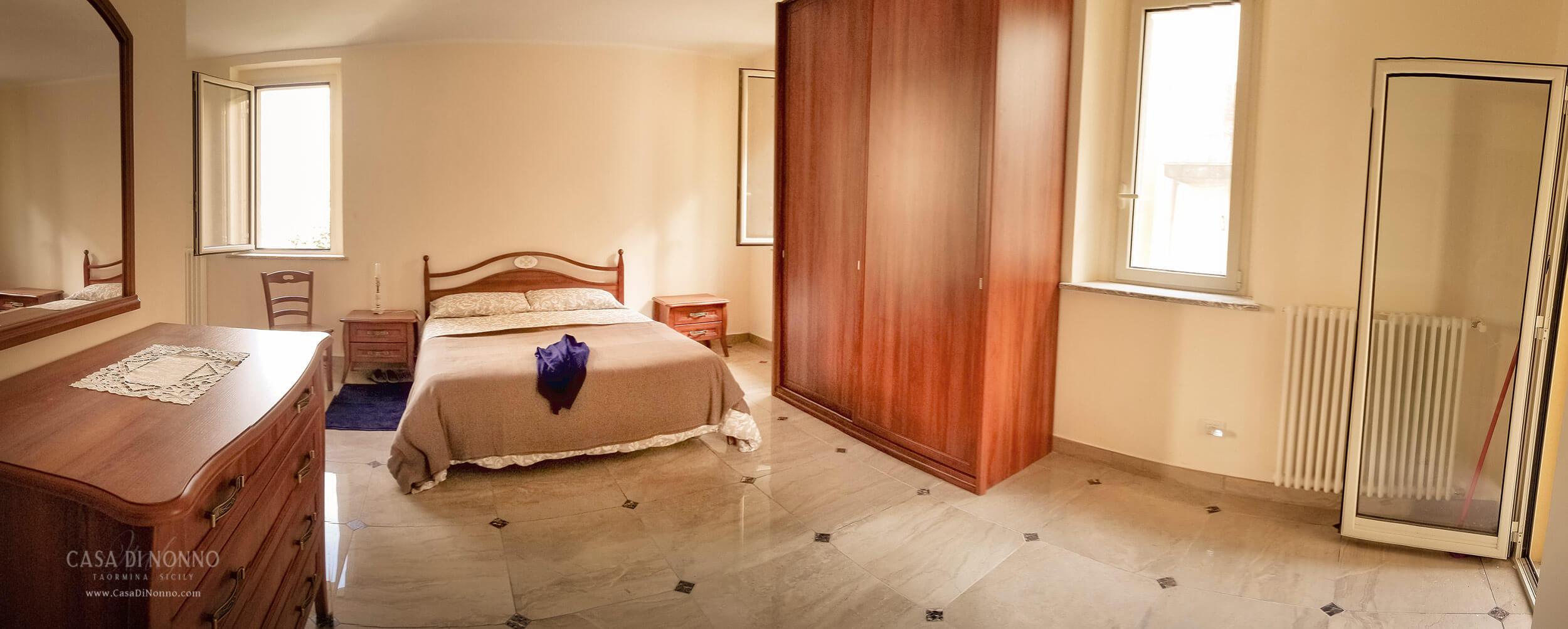 Casa di Nonno Master Bedroom