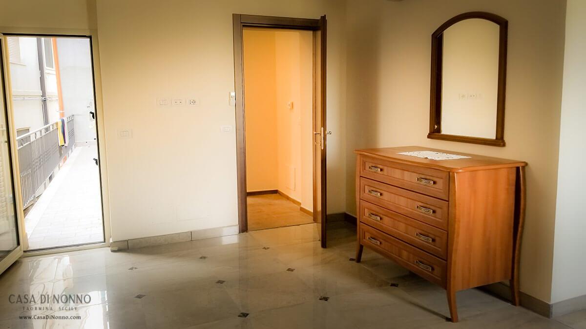 Casa di Nonno Master Bedroom view 2