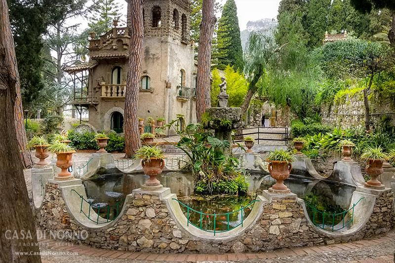Villa Comunale, Taormina Sicily